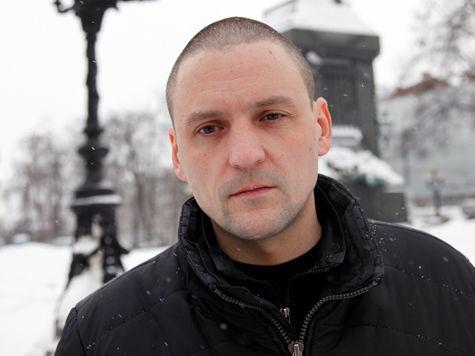 Удальцова атаковали телефоном