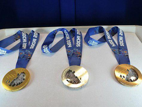 «Золото» Олимпиады оценили в 4 млн рублей