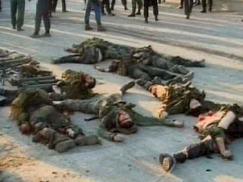 Боевики нашлись в доме Кадырова