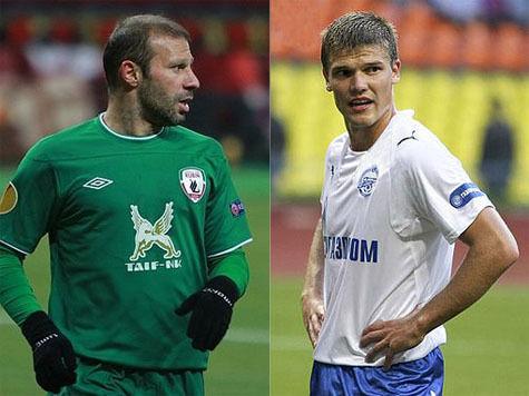 «Леванте» сыграл вничью с «Рубином», а «Базель» обыграл «Зенит»