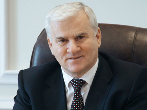 Лучший мэр России арестован