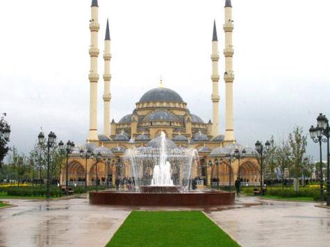 Кадыров снял мечеть