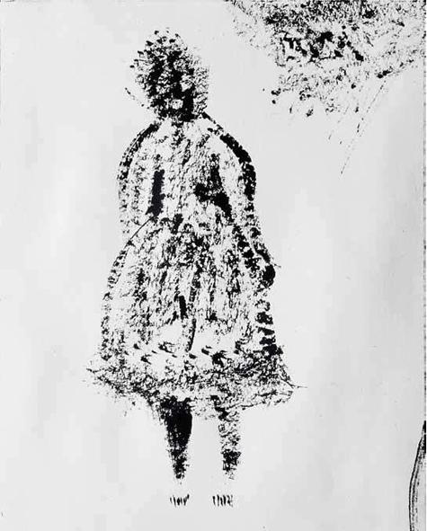 Что рисовала Мэрилин Монро?