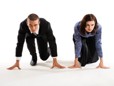 В бизнес-леди идут те, кого элементарно не берут замуж