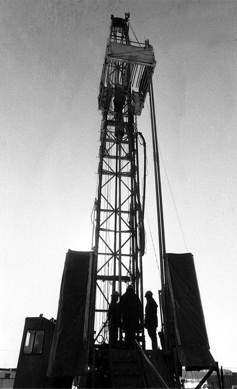 «Когда закончится нефть…»