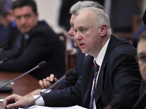 Бастрыкин просит Лебедева о правосудии