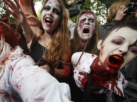 Телеканал KRTV объявил, что мертвые встают из могил