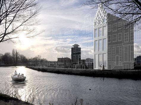 Дания всерьез готовится стать одним из лидеров в области применения трехмерной печати для создания архитектурных конструкций и сооружений