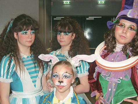 «В Павловском посаде два бренда:  платки и детский цирк»