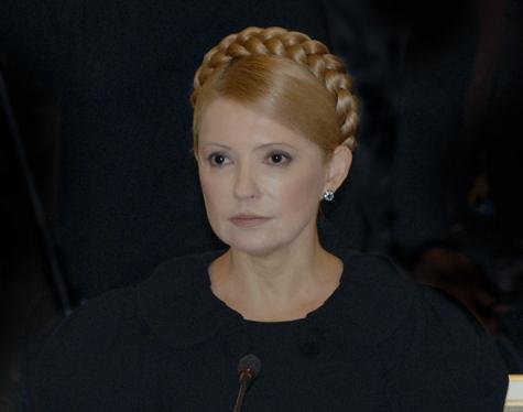 Тимошенко спасается голодом