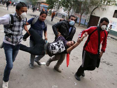 На Синайском полуострове объявлено чрезвычайное положение