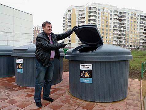 Отходы у нас могут убирать цивилизованно. Но не хотят
