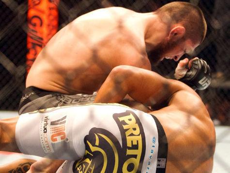 От UFC до M-1 за 12 часов