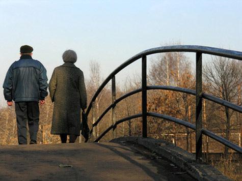 «Если упадут цены на нефть, никакая формула пенсионерам не поможет»