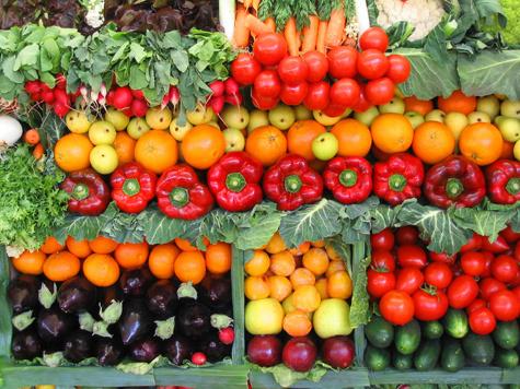 Овощам не дадут зеленый свет
