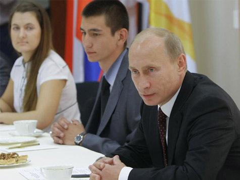 Путин велел удлинить автопоезда