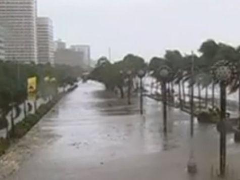 Над Филиппинами пронесся невиданный в истории тайфун: погибли 10 тысяч человек