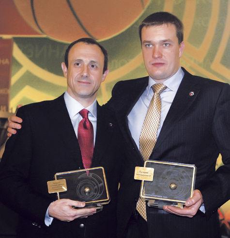 Баскетбольная «химия» Андрея Ватутина