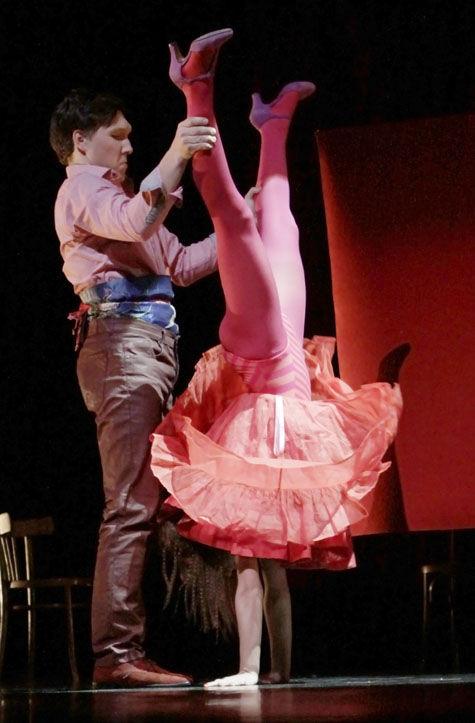 В театре на Серпуховке изучают первую любовь