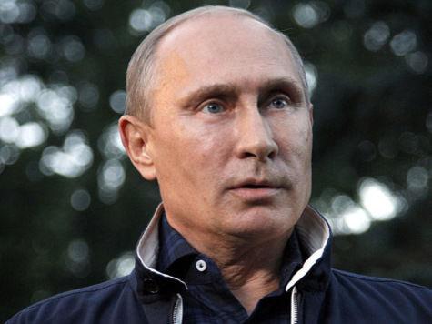 Остановит ли Путина супертайфун?