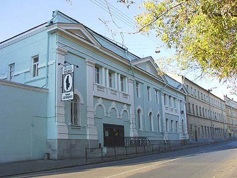 Театр Гоголя обратился к Путину