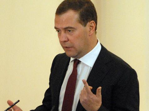 Развилка Медведева: налево пойдешь....