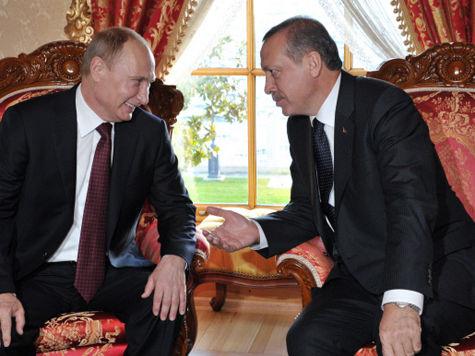 Серию международных поездок ВВП открыл в Стамбуле