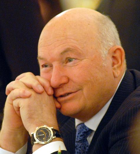 Юрий Лужков: