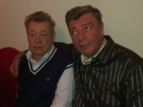 В Доме актера отметили 69-летие Николая Караченцова