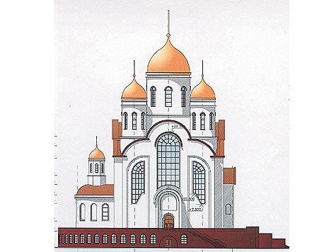 Программа строительства в Москве сотен типовых православных храмов может вызвать недовольство у представителей других конфессий