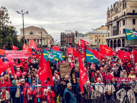 КПРФ требует отставки правительства