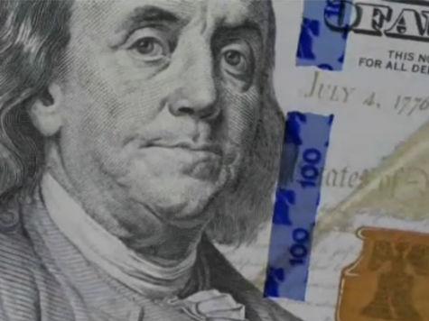 В США стартовала новая 100-долларовая купюра