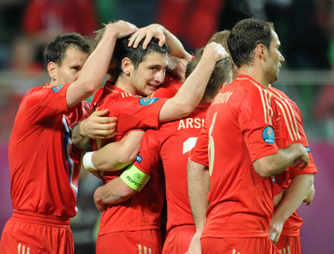 Самое-самое из первых дней Евро-2012. Версия «МК»