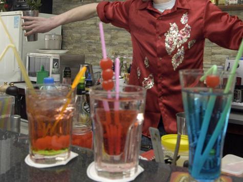 Автоматы заменят москвичам официантов