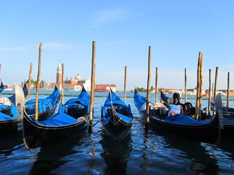 Венеция не рада гостям?