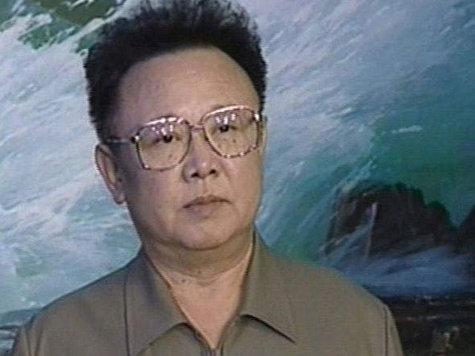 Умер глава КНДР Ким Чен Ир