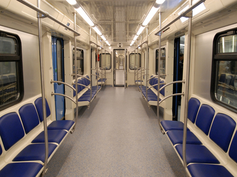 На новой схеме метрополитена не нашлось места Москве-реке
