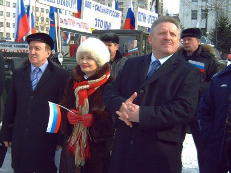 В Хабаровске определяются с местами для митингов