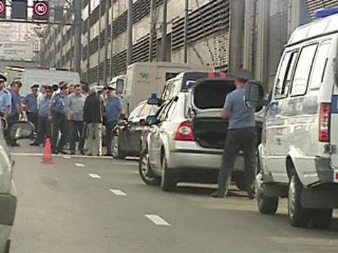 Охранников расстреляли неизвестные, находившиеся с ними в спецавтомобиле