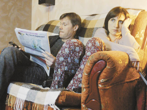 Интимная Сцена С Наталией Антоновой – Тридцать Седьмой Роман (2010)