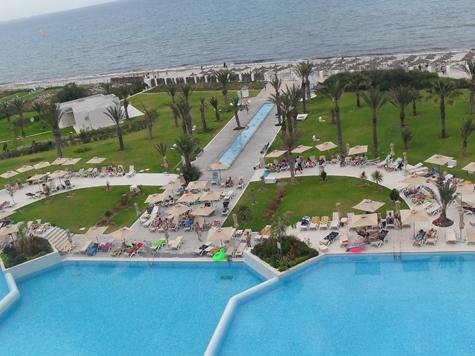 Как отдыхается в Тунисе после революции