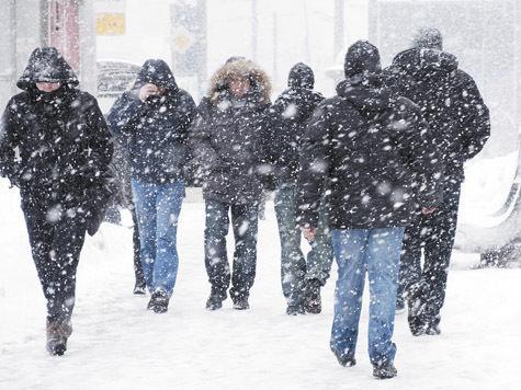 Геннадий Онищенко ввел запрет на употребление в пищу снега