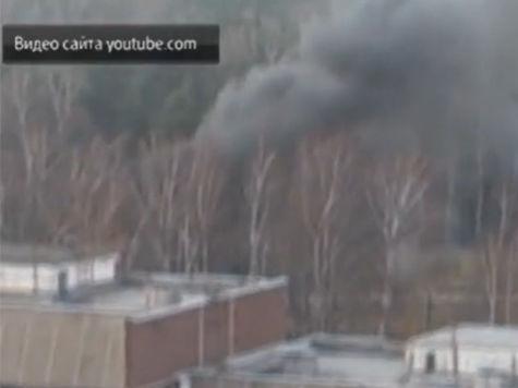Свидетель падения вертолета в Москве утверждает, что с борта были выпущены две ракеты