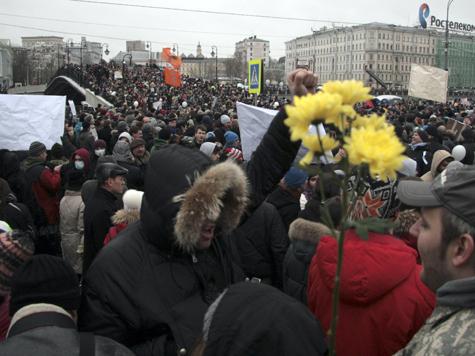 Заседание оргкомитета митинга 24 декабря состоится со второй попытки