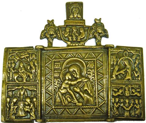 Древнерусские кресты выглядели совершенно не так, как нынешние