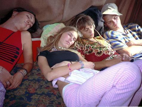 Регулярное недосыпание увеличивает риск инсульта
