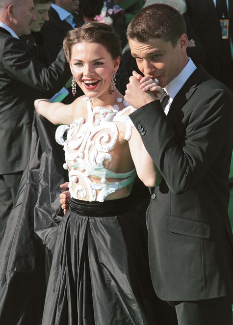 Лиза Боярская родила сына