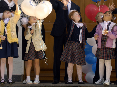 У московских школьников начались «выборные» каникулы