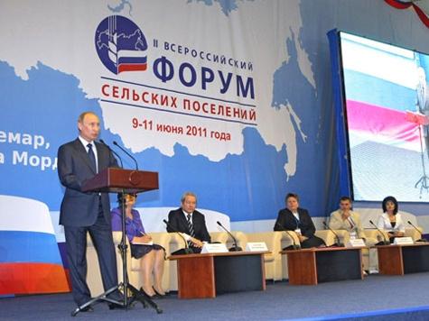 Путин нашел способ добавить денег крестьянам