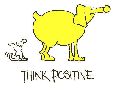 Позитивное мышление вредит эмоциональному здоровью